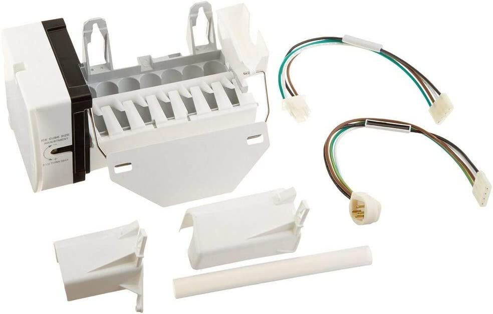 Edgewater Parts WR30X10087 Ice Maker Compatible With GE Refrigerator
