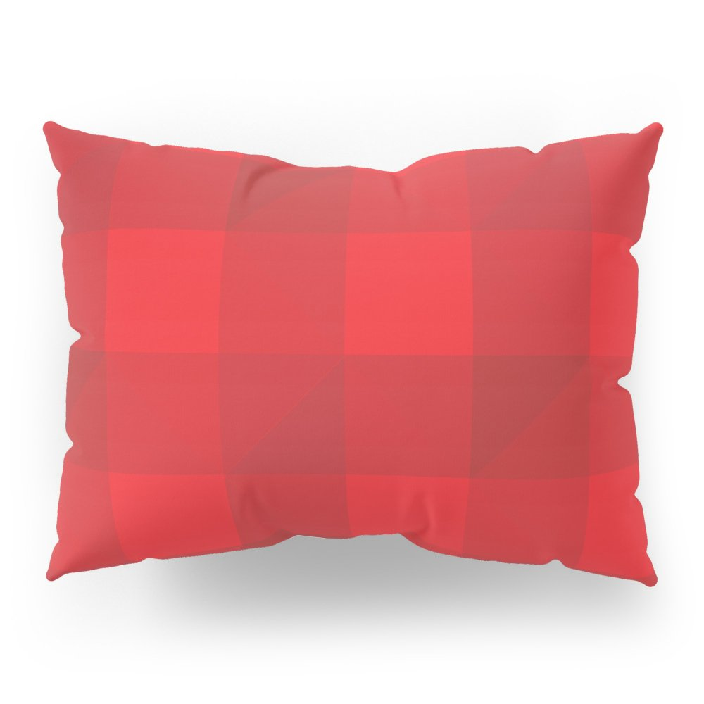 Society6 Block Party Pillow Sham Standard (20'' x 26'') Set of 2