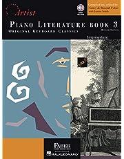 Piano Literature - Book 3: Developing Artist Original Keyboard Classics Intermediate Level