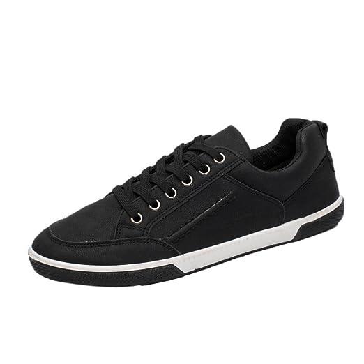 Zapatos de hombre Zapatillas de deporte de hombres de moda Inteligente Casual Estilo británico Deporte Corriendo