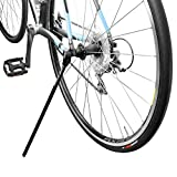 IBERAUSA Bike Removable Aluminum Lightweight Bike Stand, 3 Adjustable Lengths for 26in & 700C