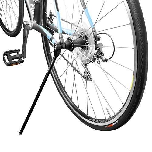 IBERAUSA Bike Removable Aluminum Lightweight Bike Stand, 3 Adjustable Lengths for 26in & 700C by IBERAUSA