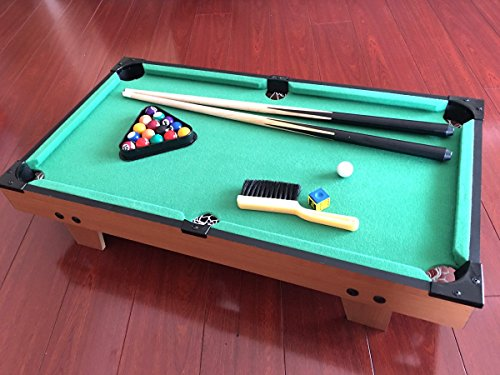 TandS Tabletop Billards and Pool Table Game (Pool Table With Table Top)