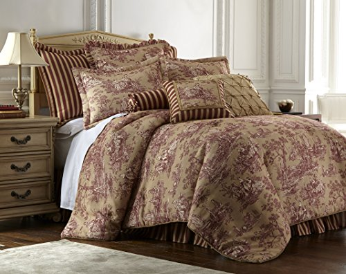 Sherry Kline Pattern (Sherry Kline Country Sunset Comforter Set, King)
