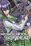 High school of the dead Vol.2