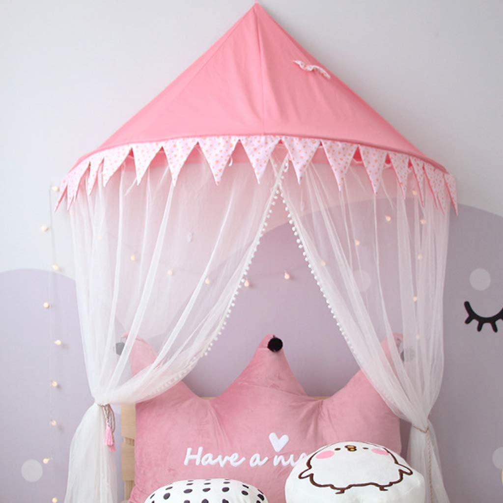 - Amazon.com: Princess Bed Canopy For Children, Toddler Bed Mosquito