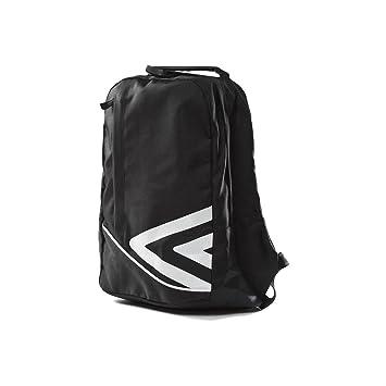 Umbro Pro Mochila de Entrenamiento, Unisex, Pro Training Backpack, Negro/Blanco: Amazon.es: Deportes y aire libre