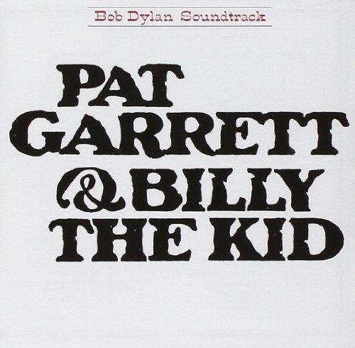 CD : Bob Dylan - Pat Garrett&Billy Kid (Germany - Import)