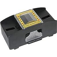 Laideyilan Card Shuffler, Juego de Cartas de Juego automático de Tabla de Lavado eléctrica