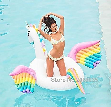 772301da7d26 Pegasus Gonfiabile e Galleggiante per Mare e Piscina. Bambini e adulti piscina  gonfiabile Pegasus.
