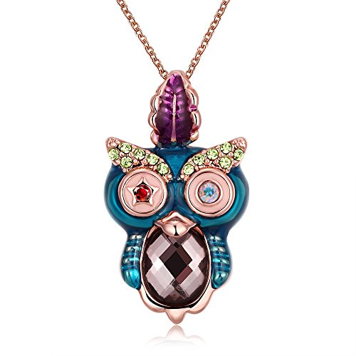 sdlm-rose-gold-refinement-crystal-owl-pendant-necklace-charm-chain-jewelryr