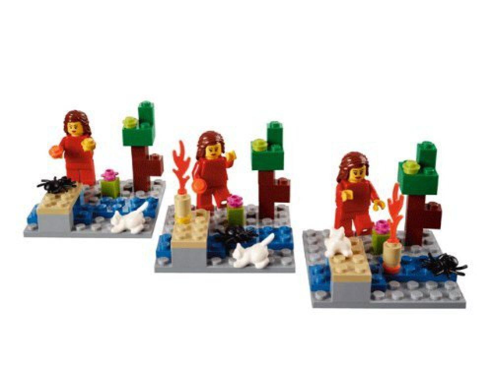 Amazon.com: LEGO 45100 StoryStarter Core Set: Toys & Games