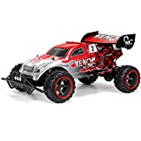 2.4GHz Technology Extra Large Wheels Off-Road Remote Control Red buggy