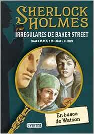 SHERLOCK HOLMES y los irregulares de Baker Street. En