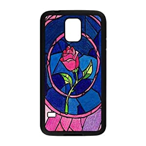 Unique beautiful pink flower Cell Phone Case for Samsung Galaxy S5