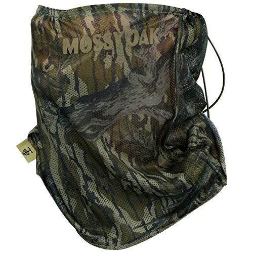Mossy Oak Camo Mesh Hunting Mask, Original Treestand, One Size