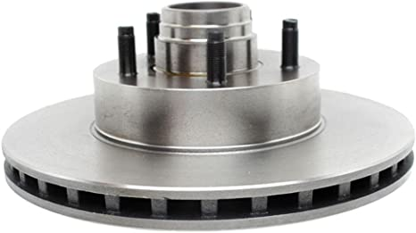 Raybestos 56258R Professional Grade Disc Brake Rotor and Hub Assembly