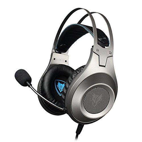 51FSf4XxXGL - NUBWO-Gaming-Headphone-with-Microphone-for-Pc-Mac-Ps4-Xboxone-Table-Phone