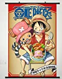 chopper wall scroll - Wall Scroll Poster Fabric Painting For Anime One Piece Monkey D Luffy & Tony Tony Chopper 310 S