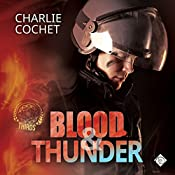 Blood & Thunder: (THIRDS Book 2) | Charlie Cochet