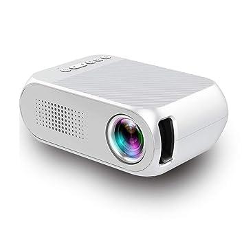 Dean Proyector HD, proyector Micro LED portátil, Soporte HD 1080P ...