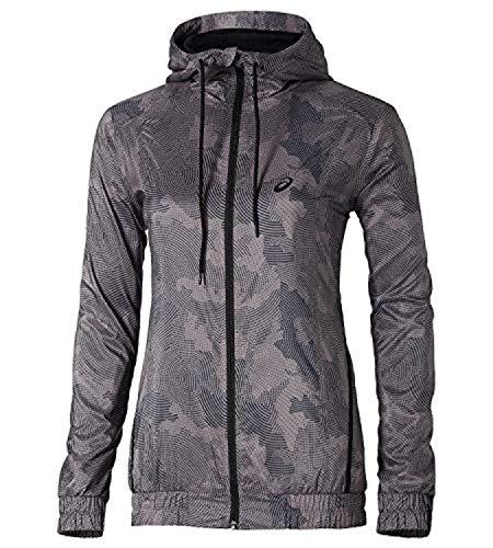 Asics Jacket Veste Woven Multicouleur Femme 4Tr4qw