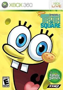 Spongebob Truth Square - Xbox 360