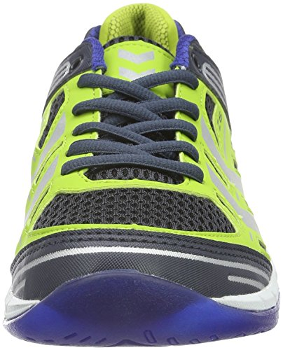 the Silver Hummel Fitness Omnicourt Black Z6 Shoes Unisex Green Surf Adults' Web UqUvg