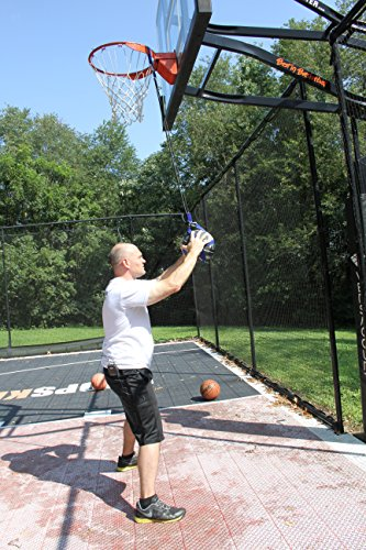 HoopsKing Grab N Control Basketball Rebounding Training Aid, Volleyball Spike