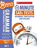 10-Minute SATs Tests for Grammar, Punctuation and Spelling - Year 1