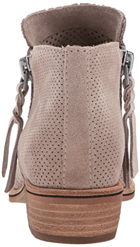 Dolce Vita Womens Sevi Ankle Boot Taupe Suede ouxI43zI7