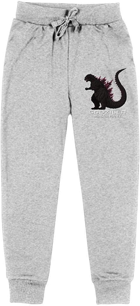 Baby Boys Training Pants NJKM5MJ Cute Dinosaurs Cartoon Sweatpants
