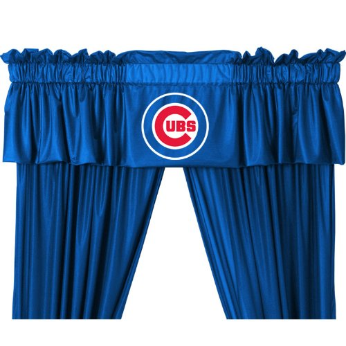 Pattern Mlb Chicago Cubs - MLB Valance MLB Team: Chicago Cubs