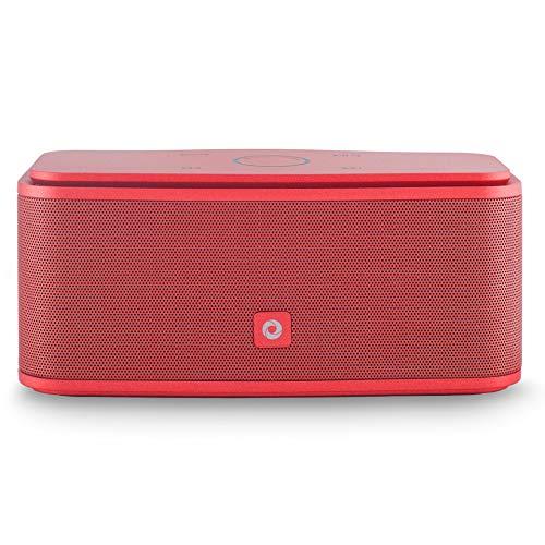 Koryo DS 1681 Portable Bluetooth Speaker  Red
