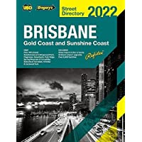 Brisbane Refidex Street Directory 2022 66th