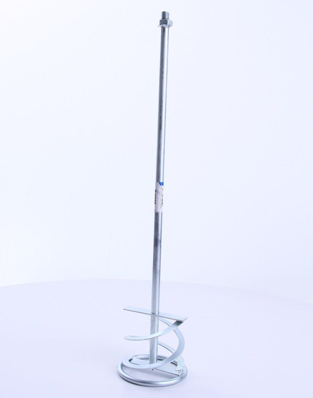 Mö rtelrü hrer Wendelrü hrer M14 Rü hrstab Rü hrkorb Farbmischer 3 Durchmesser (120x600)