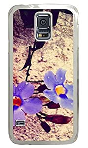 On Concrete Ii Clear Hard Case Cover Skin For Samsung Galaxy S5 I9600