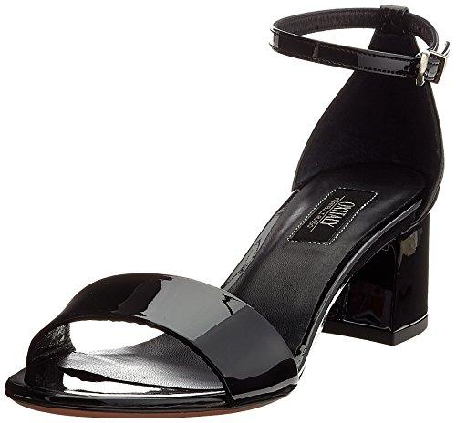 Femme Black Oxitaly Bride Arriere Sevan 118 Noir Sandales black SSwHPU8q