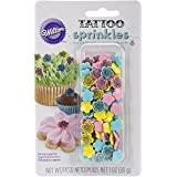 Wilton Sprinkles-Tattoo Daisy, Not Applicable