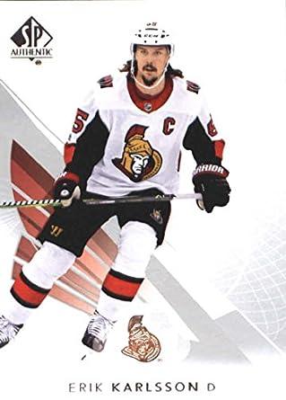 38fd1a7c1 Amazon.com  Hockey NHL 2017-18 SP Authentic  56 Erik Karlsson  56 ...