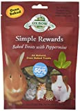 Oxbow Simple Rewards Baked Treats - Peppermint - 2...