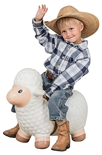 Big Hopper - Lil Bucker Mutton Buster by Big Country Farm Toys - Mutton Busting and Rodeo Toys