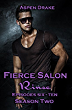 Fierce Salon: Rinse, Episodes 6-10: Season Two, a new adult serial
