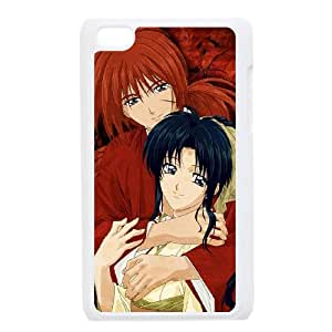 Himura Kenshin iPod Touch 4 Case White PMS