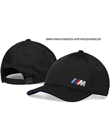 7aa83b63cae60 Original BMW M Collection Gorro Gorra M Power ajustable banda BMW M rayas  80162454739