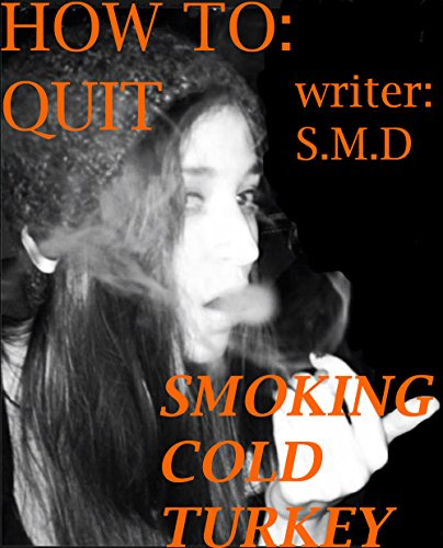 HOW QUIT SMOKING COLD TURKEY ebook product image