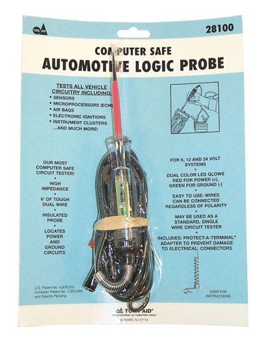 S&G Tool Aid 28100 Computer Safe Automotive Logic (Automotive Logic Probe)