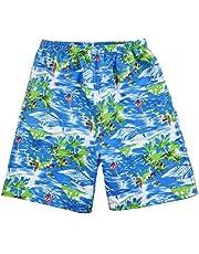 Pantalones Cortos de Playa, Pantalones Cortos de Surf Hawaianos Ocasionales, Pantalones Cortos de Verano para Hombres, Good dress, 13#, XXXL (XL)