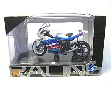 Suzuki GSV R MotoGP Diecast Model Motorbike
