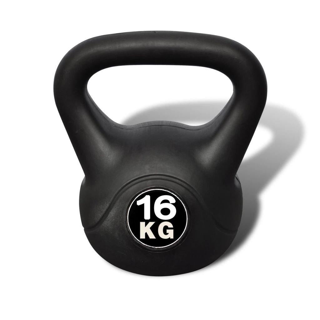 - WEILANDEAL Kettlebell DE 16 kgDimensions  23 x 23 x 32 cm kettlebell16 kg